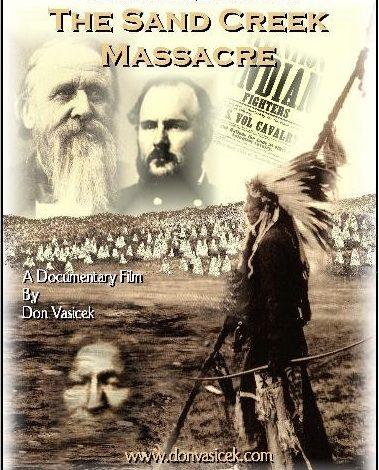 """The Sand Creek Massacre"" Movie Poster"