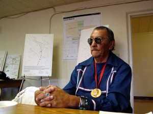 Cheyenne Chief Laird Cometsevah, Sand Creek Massacre Descendant