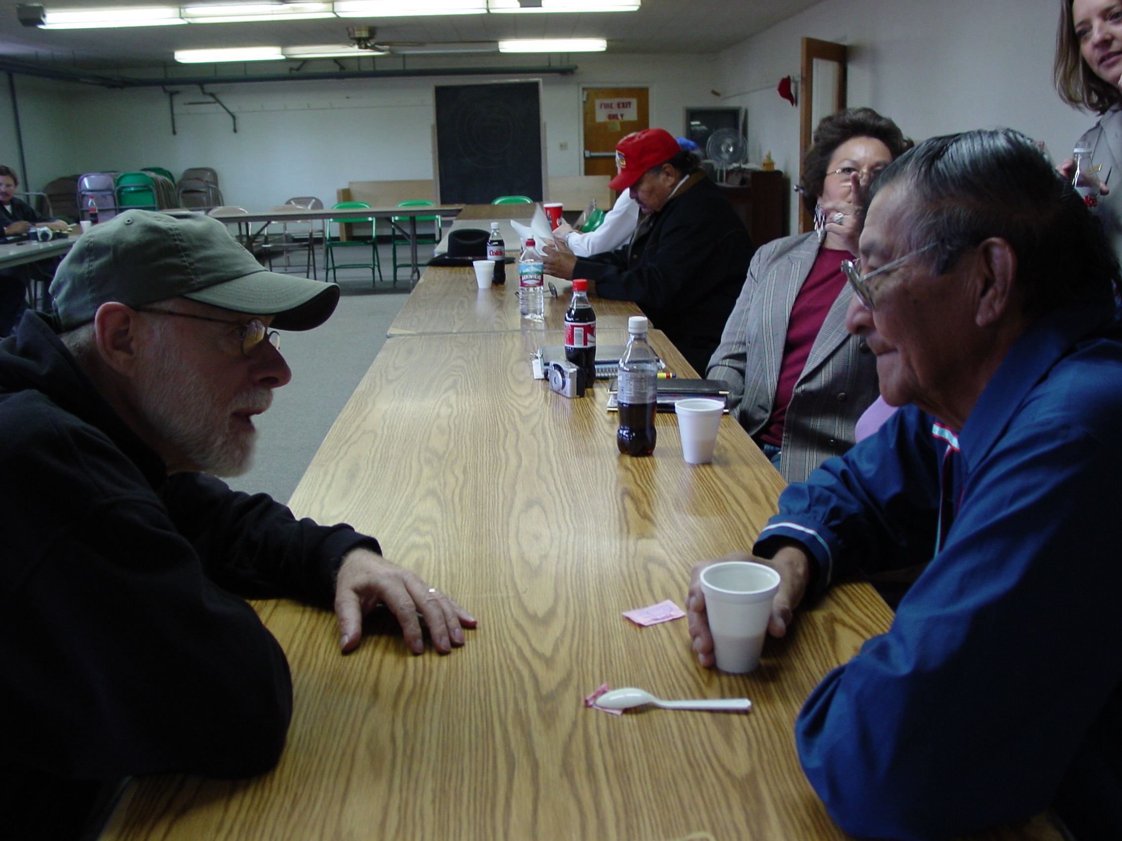 Donald L. Vasicek-Writer/Filmmaker - Cheyenne Chief Laird Cometsevah