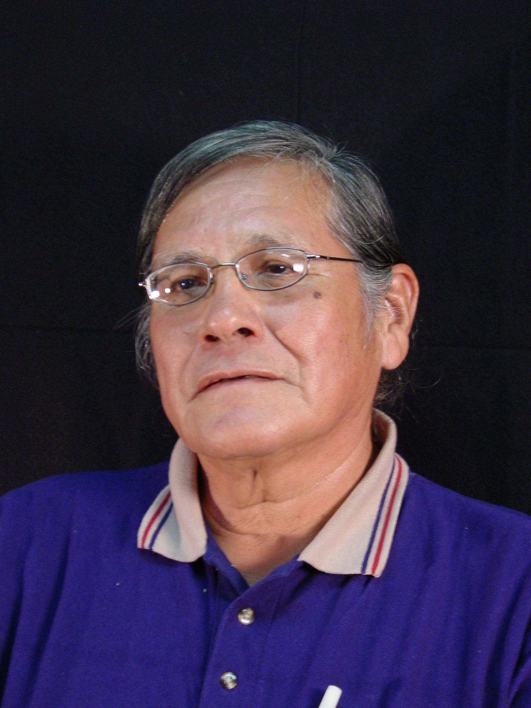 R. I. P.  Lee Pedro - Arapaho