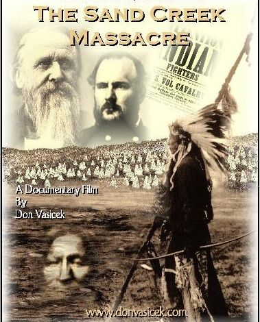Award-Winning Sand Creek Massacre film poster