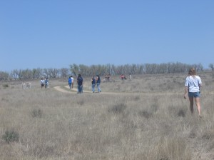 SAND CREEK MASSACRE NATIONAL HISTORIC SITE TRAIL
