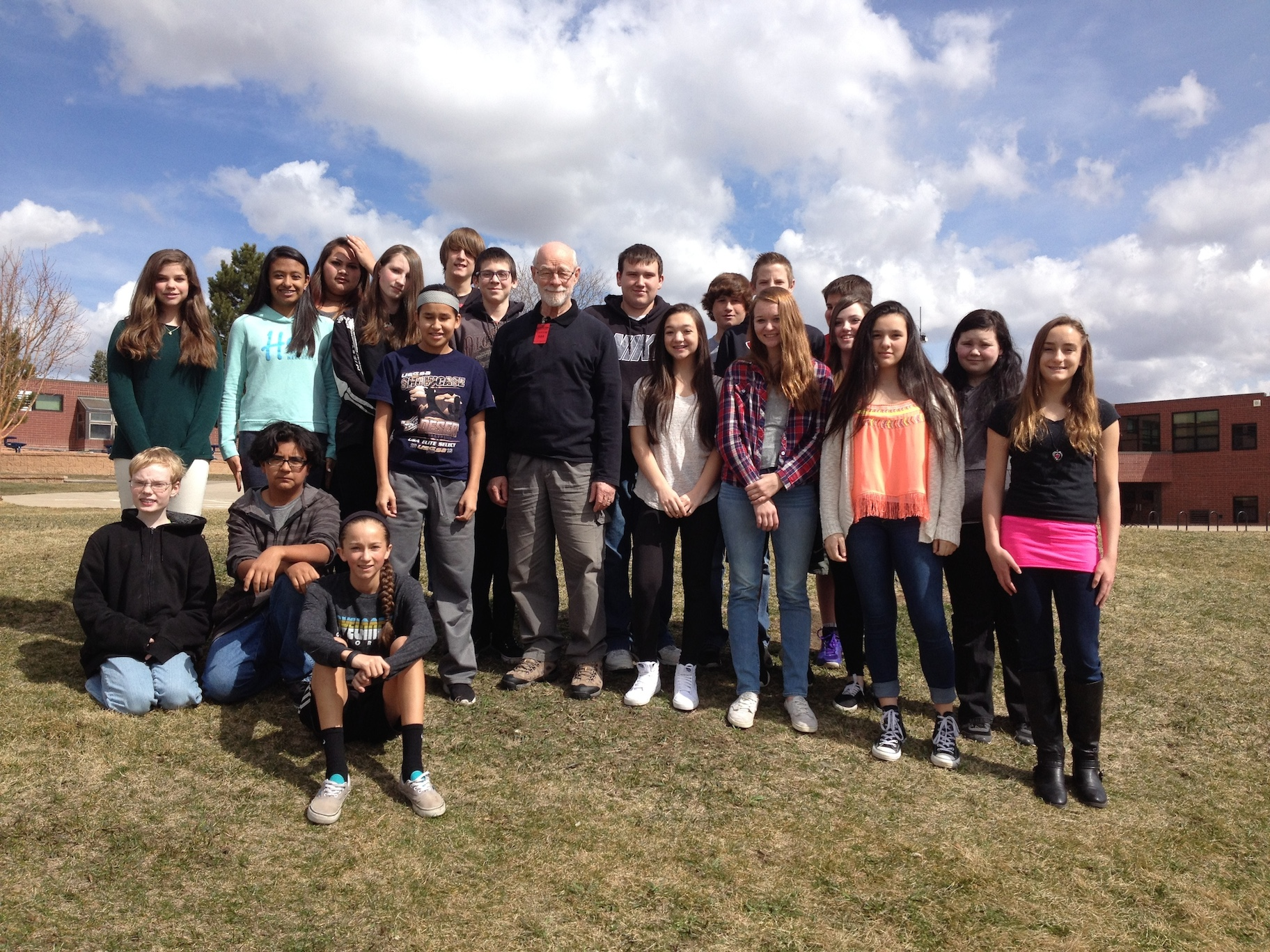 BROOMFIELD HEIGHTS MIDDLE SCHOOL